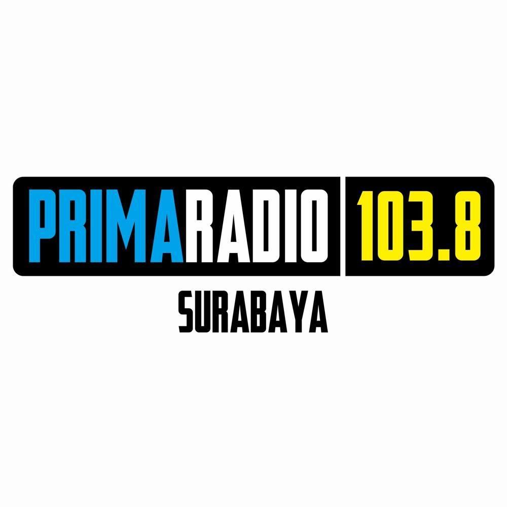 Радио Prima Radio 103.8 FM Индонезия, Сурабая