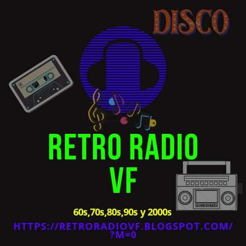 Радио Retro Radio VF - Classic Hits Мексика, Мехико