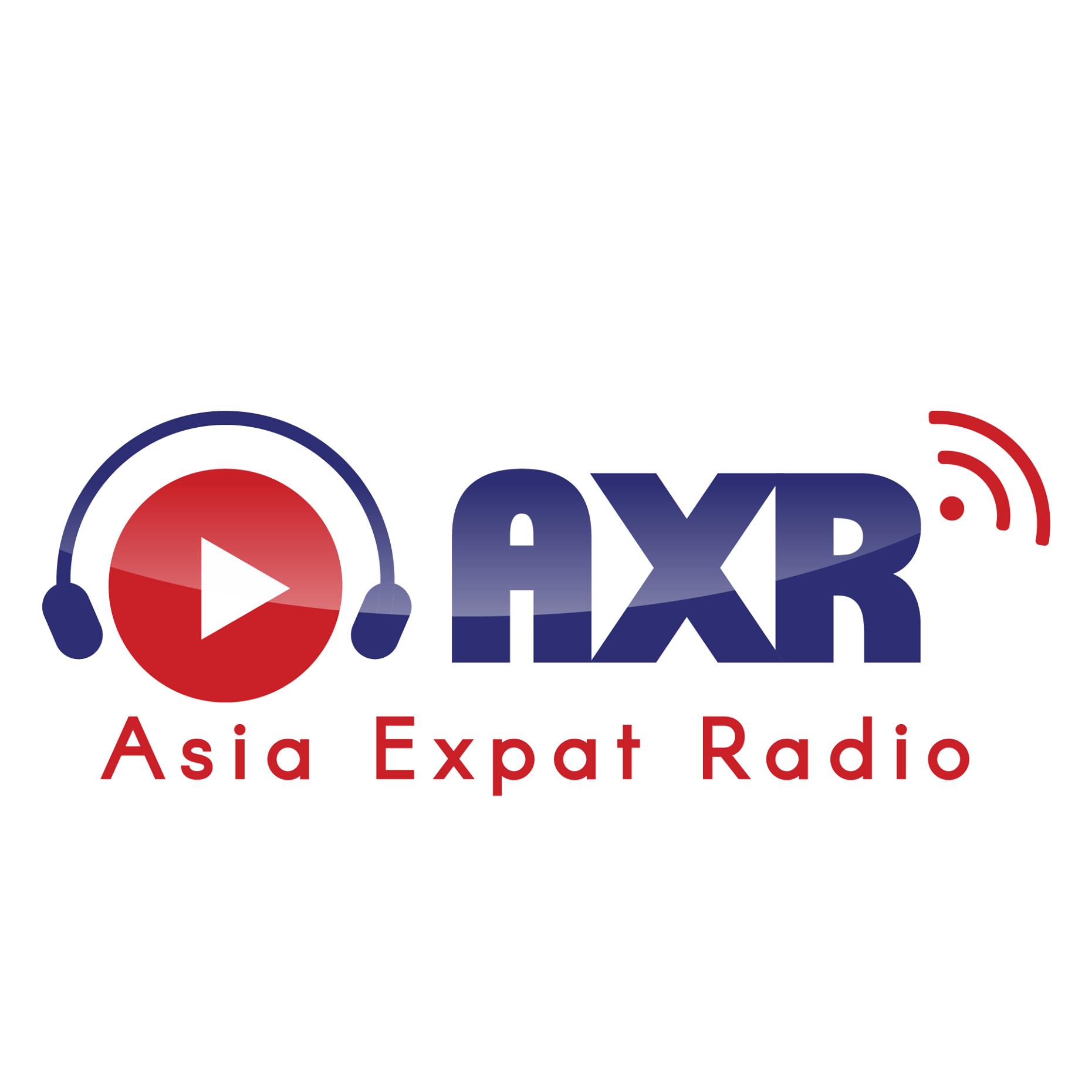 rádio AXR - Asia Expat Radio Cingapura