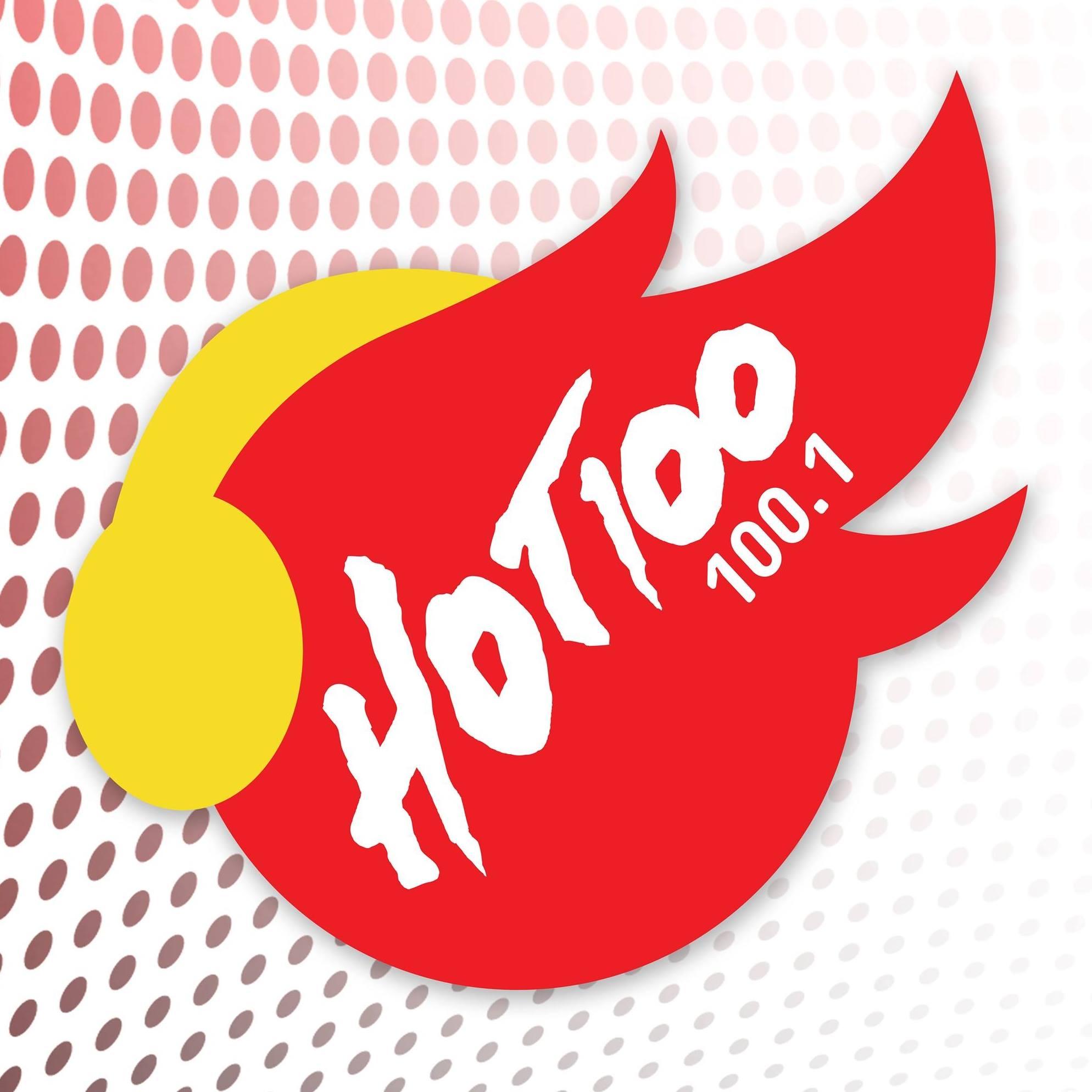 rádio Hot 100 FM 100.1 FM Austrália, Darwin