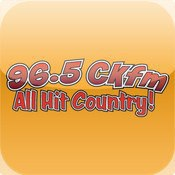 radio CKLJ All Hit Country 96.5 FM Canadá, Olds