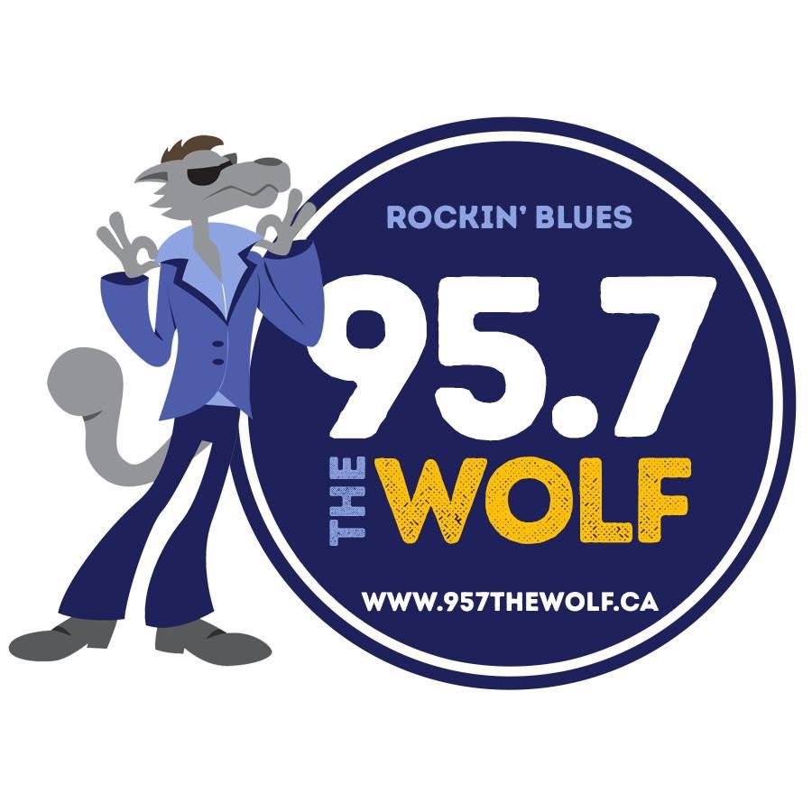 radio The Wolf 95.7 FM Canada, Fredericton