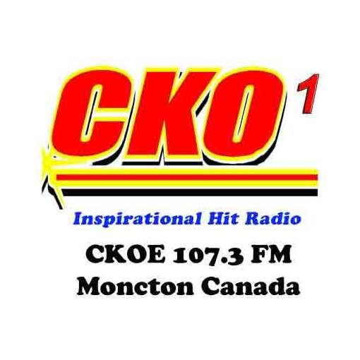 rádio CKOE CKO Radio 107.3 FM Canadá, Moncton