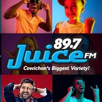 Радио CJSU Juice FM 89.7 FM Канада, Дункан