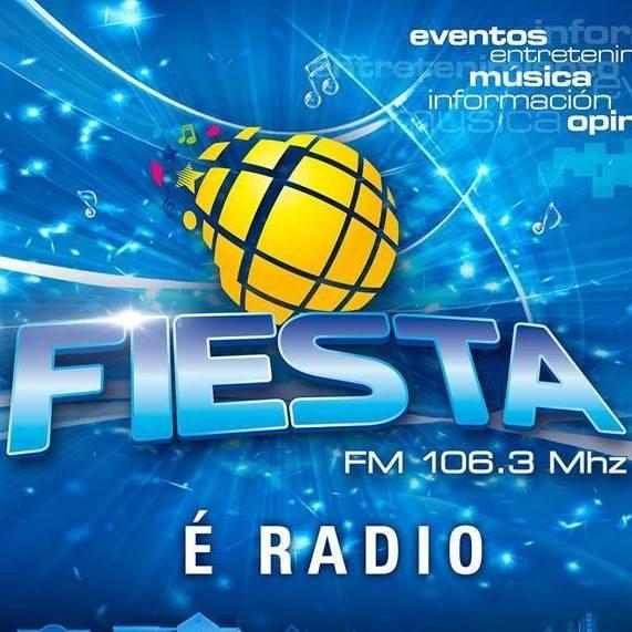 Радио Fiesta FM 106.3 FM Кюрасао, Виллемстад