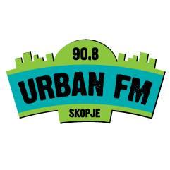Радио Urban FM 90.8 FM Македония, Скопье