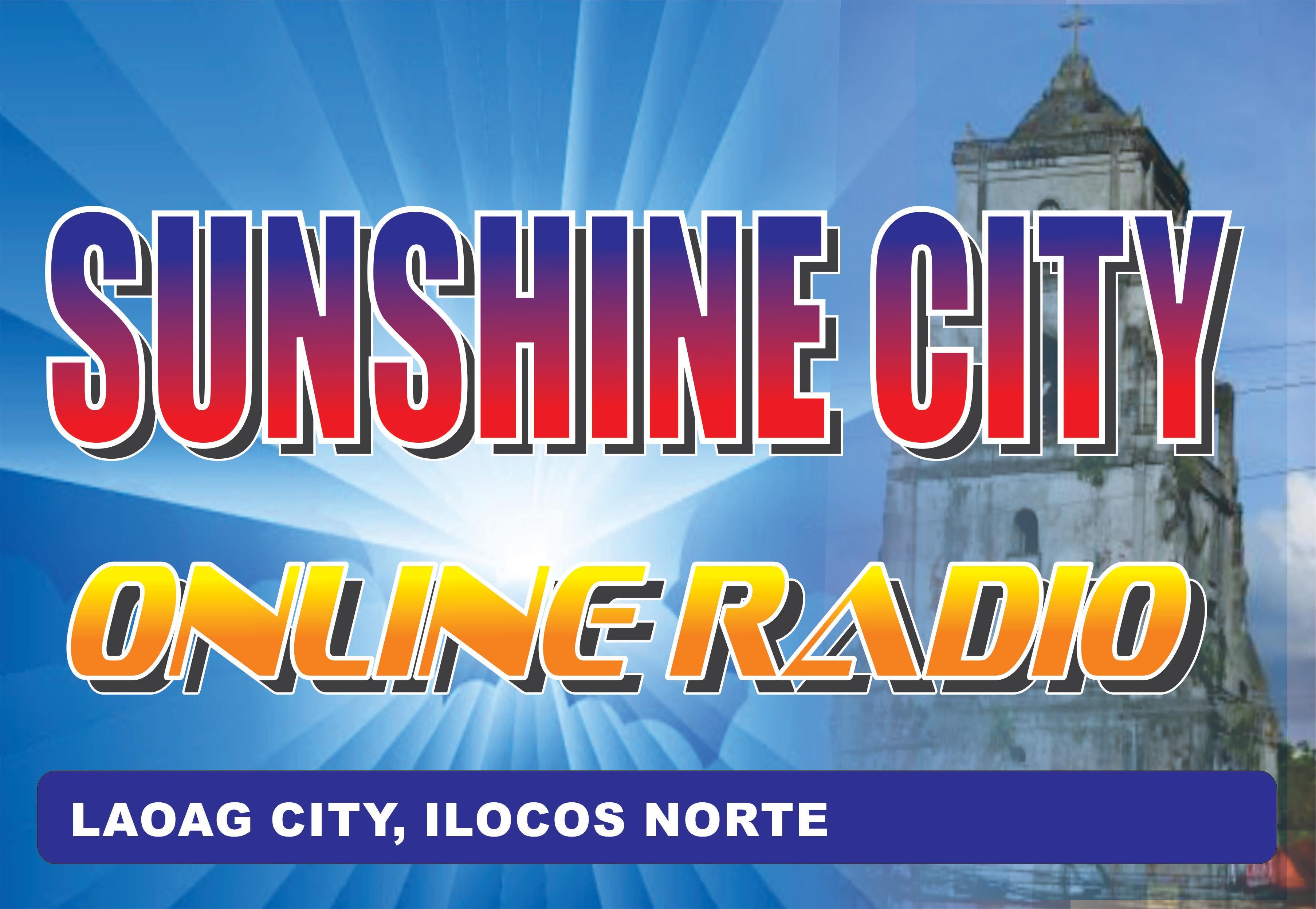 SUNSHINE CITY ONLINE RADIO PHILIPPINES