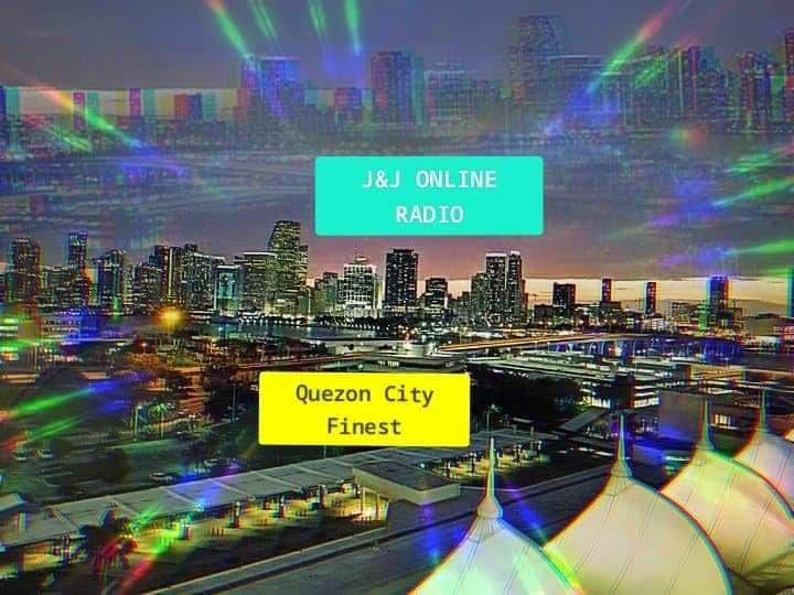Радио J&J ONLINE RADIO QUEZON CITY FINEST Филиппины, Манила