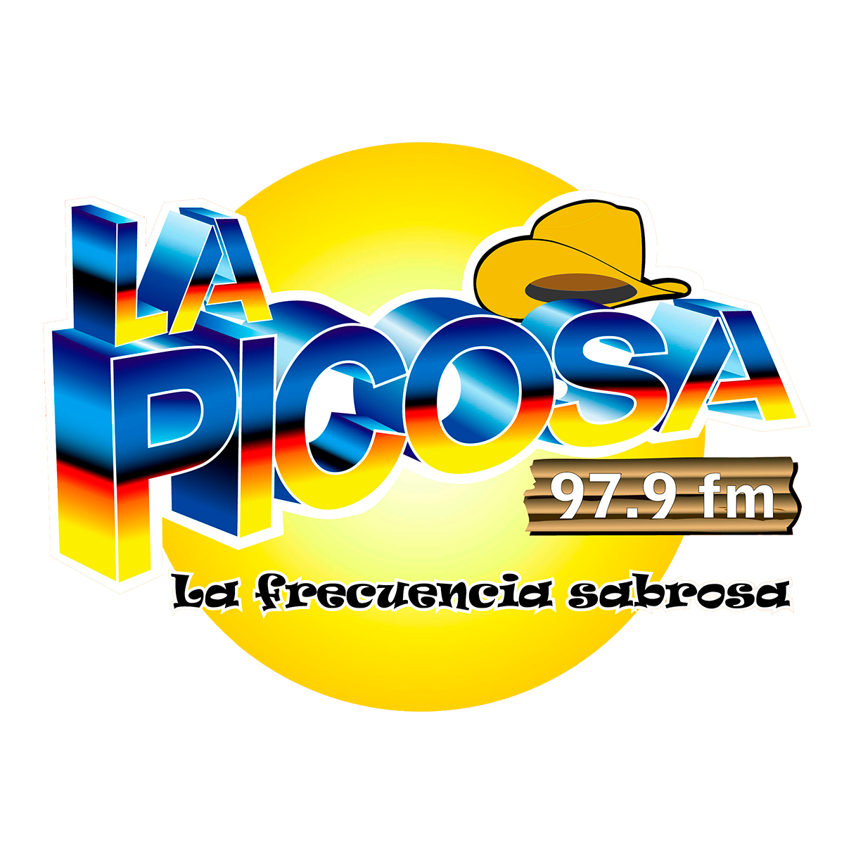 Радио La Picosa 97.9 FM Никарагуа, Манагуа