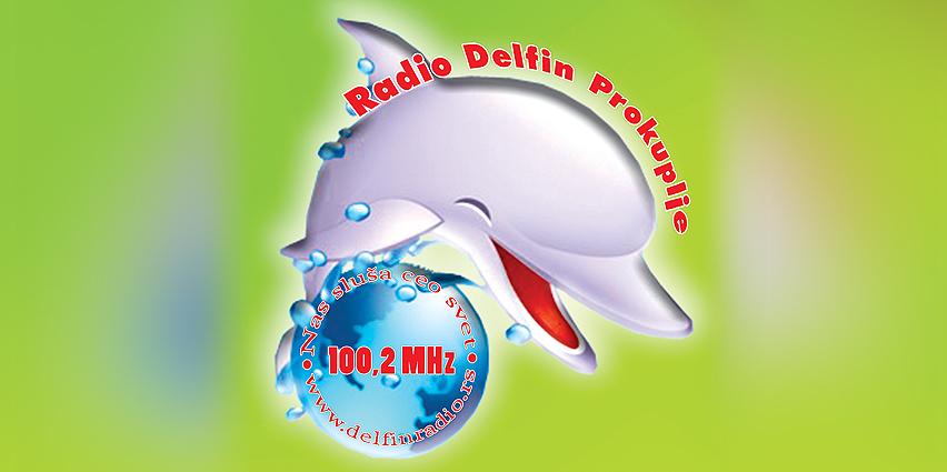 Radio Delfin 100.2 FM Serbien, Prokuplje