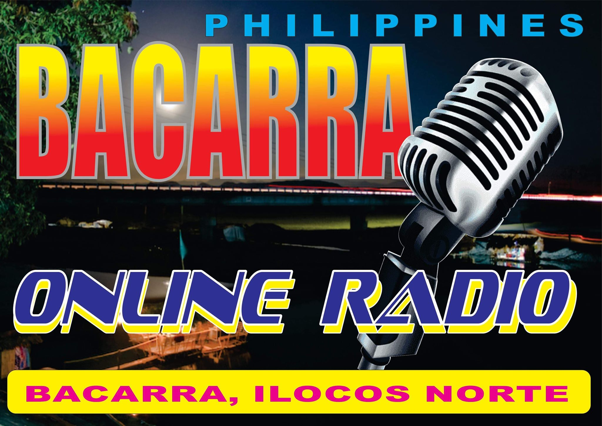 Bacarra Hottest Online Radio Philippines