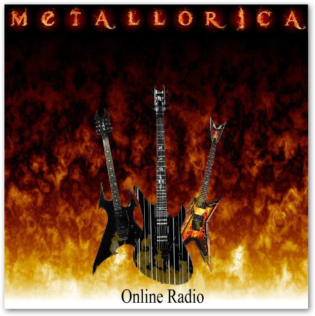Metallorica - Online Radio