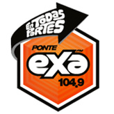 Radio Exa FM 104.9 FM Mexico, Mexico City