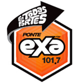 Радио Exa FM 101.7 FM Мексика, Кульякан