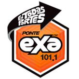 radio Exa FM 101.1 FM Mexique, Guadalajara