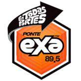 rádio Exa FM 89.5 FM México, Matamoros