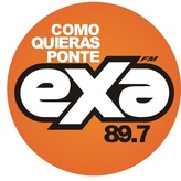 rádio Exa FM 89.7 FM México, Mazatlán