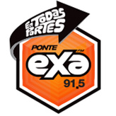 radio Exa FM 91.5 FM Mexique, Mexicali