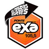 radio Exa FM 105.5 FM Messico, Piedras Negras