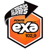 radio Exa FM 102.9 FM México, Tehuacán