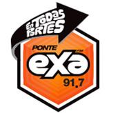 radio Exa FM 91.7 FM Messico, Tijuana