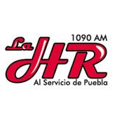 radio La HR 1090 AM México, Puebla