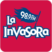 radio La Invasora 98.9 FM Messico, Aguascalientes