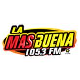 radio La Más Buena 105.3 FM Meksyk, Monterrey