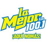 Радио La Mejor 100.1 FM Мексика, Акапулько