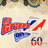 rádio La Gran Zeta 90.7 FM México, Caborca
