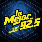 rádio La Mejor 92.5 FM México, Monterrey