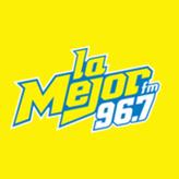 rádio La Mejor 96.7 FM México, Nogales