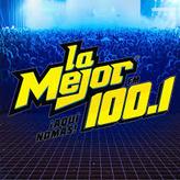 Радио La Mejor 100.1 FM Мексика, Тампико