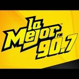 radio La Mejor 90.7 FM Messico, Tijuana