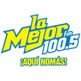 radio La Mejor 100.5 FM México, Veracruz