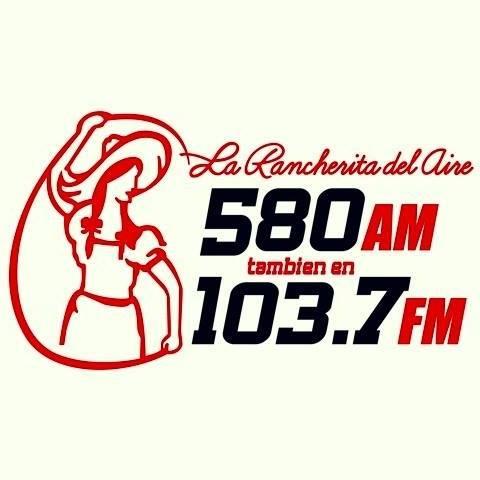 radio La Rancherita del Aire 103.7 FM México, Piedras Negras