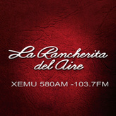 Радио La Rancherita del Aire (Piedras Negras) 103.7 FM Мексика