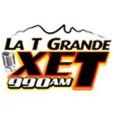 rádio La T Grande 990 AM México, Monterrey