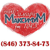 radio Максимум 104.3 FM Rusia, Samara