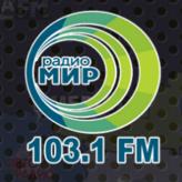 radio Мир 103.1 FM Rosja, Smoleńsk