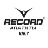 radio Record 106.7 FM Rusia, Apatity