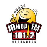 radio Юмор FM 101.2 FM Russia, Chelyabinsk