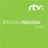 radio RTVS R Regina KE 100.3 FM Slovaquie, Košice