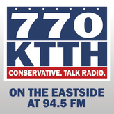 rádio KTTH AM 770 770 AM Estados Unidos, Seattle