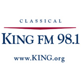 radio KING Classical 98.1 FM Stati Uniti d'America, Seattle