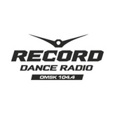 radio Record 104.4 FM Rosja, Omsk