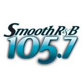 rádio KRNB Smooth R&B 105.7 FM Estados Unidos, Dallas
