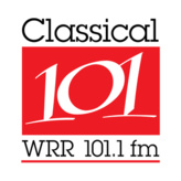 rádio WRR Classical 101.1 FM Estados Unidos, Dallas