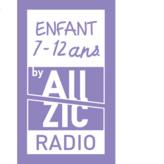 Радио Allzic Enfant 7/12 ans Франция, Лион