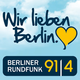 Radio Berliner Rundfunk 91!4 91.4 FM Germany, Berlin